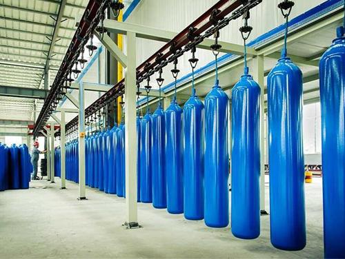 工业氧气瓶
